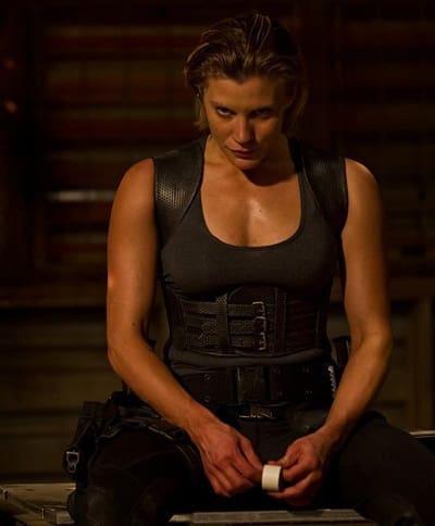 Katee Sackhoff in Riddick