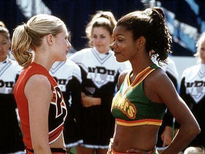 Cheerleaders Talk Smack