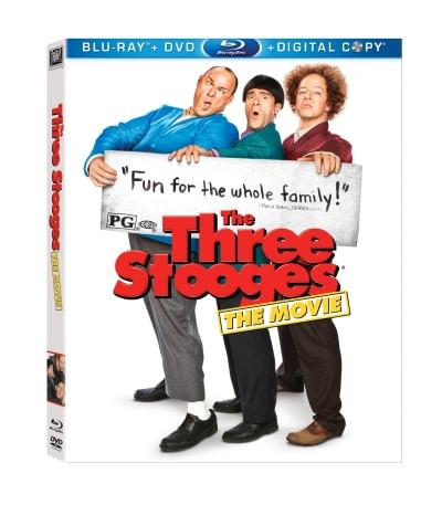 Three Stooges Blu-Ray