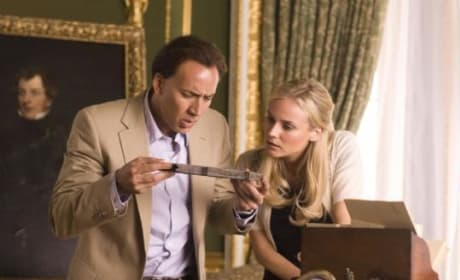 Movie Stills from National Treasure: Book of Secrets