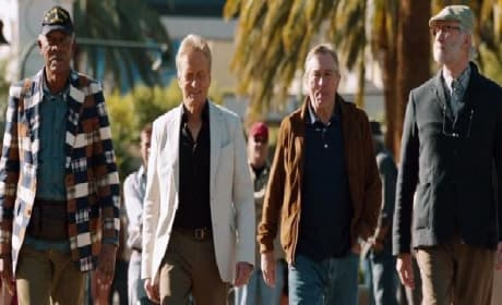 Last Vegas Trailer: The Hangover, AARP Style