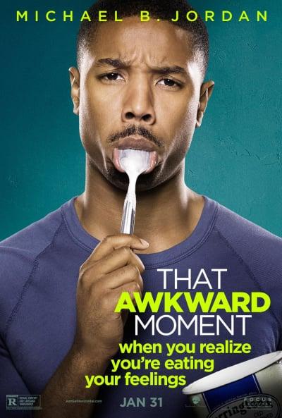 That Awkward Moment Michael B. Jordan Poster