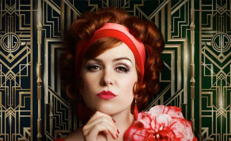The Great Gatsby Character Poster: Isla Fisher as Myrtle Wilson