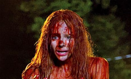 Carrie Remake Gets First 2 Photos: Chloe, Bloody Chloe
