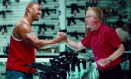 Pain and Gain Clip: Dwayne Johnson Sings Stryper!