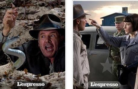 Indiana Jones and the Kingdom of the Crystal Skull Pics