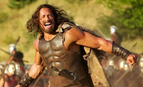 Hercules Review: Dwayne Johnson Carries a Big Stick