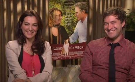Darling Companion Exclusive Interview: Mark Duplass & Ayelet Zurer Go to the Dogs