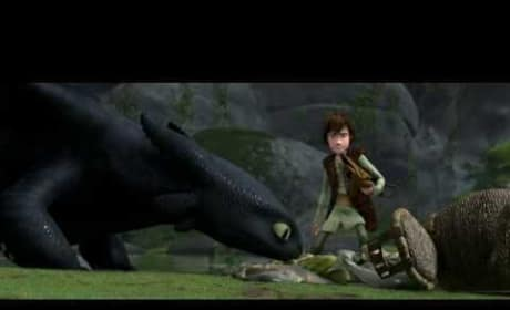 How To Train Your Dragon - Trailer 2