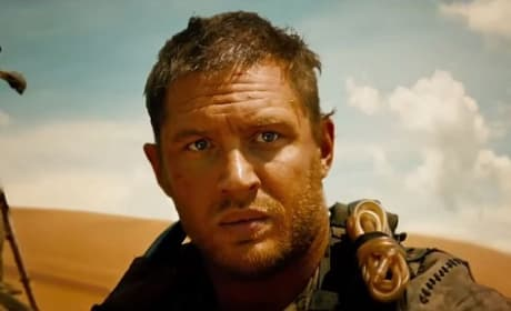 Mad Max Fury Road Tom Hardy Photo
