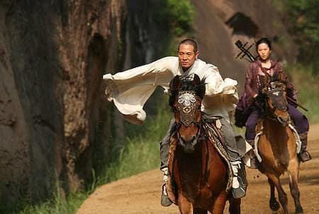 The Forbidden Kingdom Photo