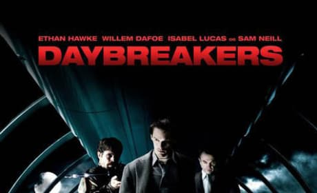 Daybreakers Cast Poster