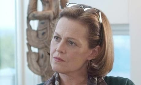 Sigourney Weaver Finds Abduction: The Movie Fanatic Interview