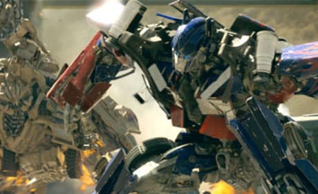 Writer Discusses Transformers Sequel, Plot