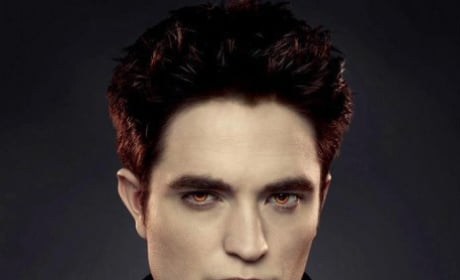 Robert Pattinson Breaking Dawn Part 2