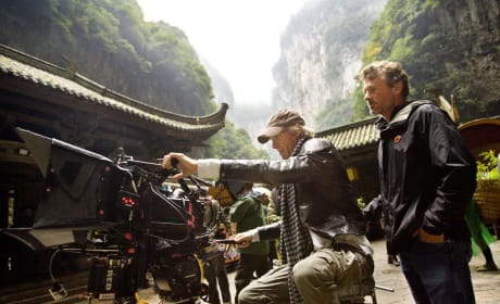 Michael Bay Transformers Age of Extinction