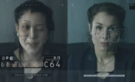 Prometheus Viral Video: The Many Faces of Noomi Rapace
