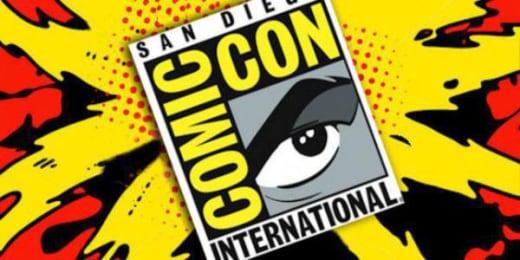Comic-Con 2012 Logo