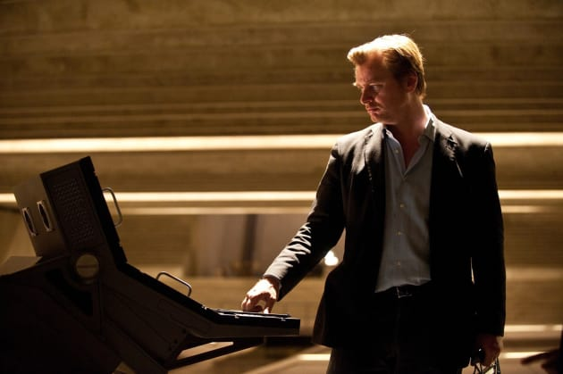 Christopher Nolan The Dark Knight Rises