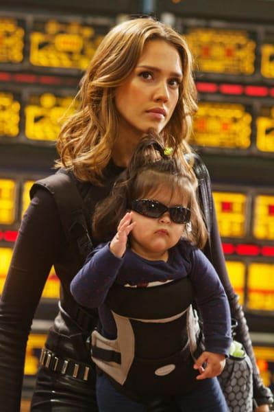 Jessica Alba in Spy Kids 4