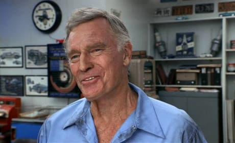 Charlton Heston's cameo