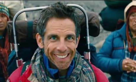 The Secret Life of Walter Mitty Six-Minute Trailer: Ben Stiller Makes an Epic
