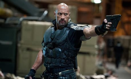 G.I. Joe Retaliation Clip: The Rock Does Jay-Z