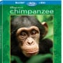 Chimpanzee Blu-Ray Cover