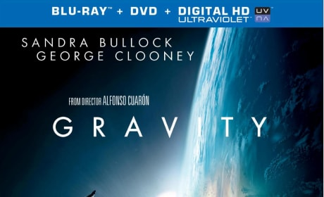 Gravity DVD Review: Sandra Bullock Epic Comes Home