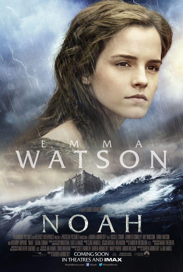 Noah Emma Watson Poster