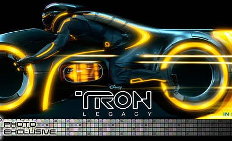 Disney Debuts New Tron Light Cycle Poster
