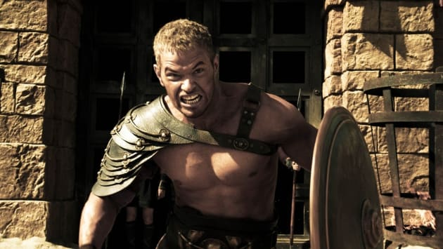 The Legend of Hercules Stars Kellan Lutz