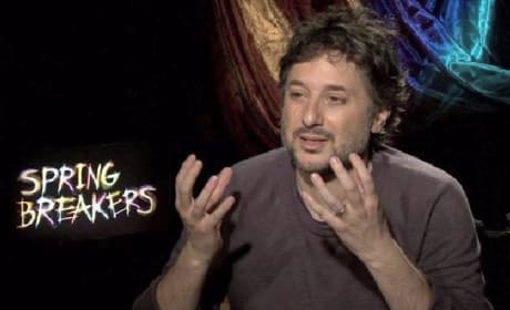Harmony Korine on James Franco in Spring Breakers: What a Maniac!