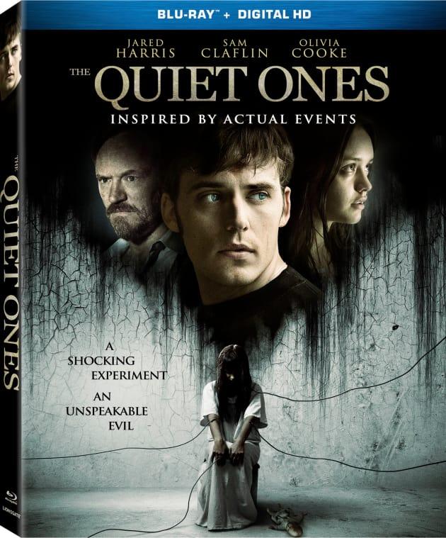 The Quiet Ones DVD