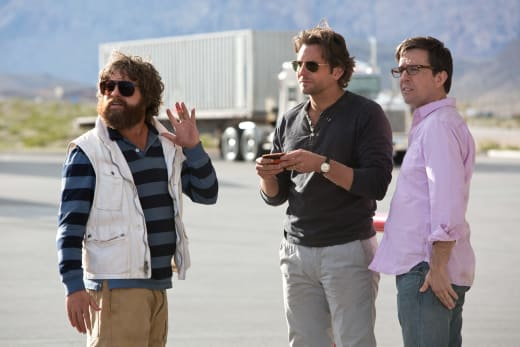 The Hangover Part III Wolfpack Pic