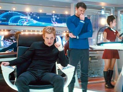Captain Kirk Photo