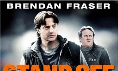 Stand Off Poster Premieres: Brendan Fraser Gets Into Action
