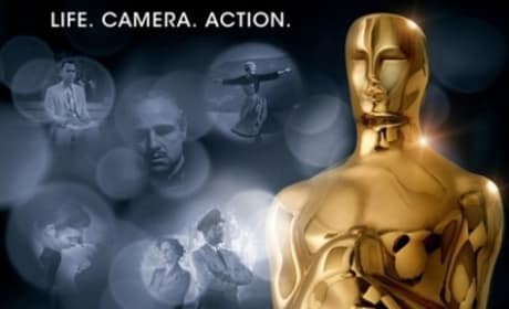 Oscar Poster Revealed: Life, Camera, Action
