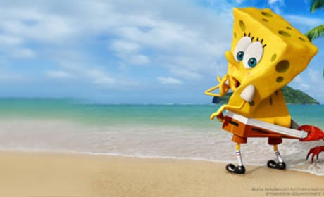 SpongeBob Movie Banner