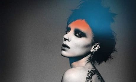 The Girl With the Dragon Tattoo Pictures: Rooney Mara Melts the Camera