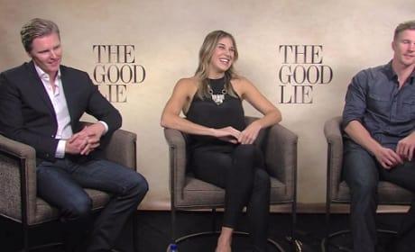 The Good Lie Producers Photo