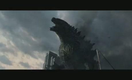 Godzilla TV Spot: Nature Has an Order
