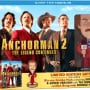 Anchorman 2 Bobble Head DVD