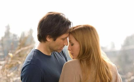 Mulder and Scully Want to Believe, Kiss