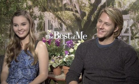Liana Liberato Luke Bracey Photo