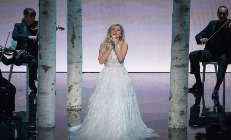Lady Gaga Sound of Music Tribute Wows at Oscars: Watch Now!
