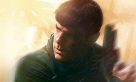 Star Trek Into Darkness Zachary Quinto Poster