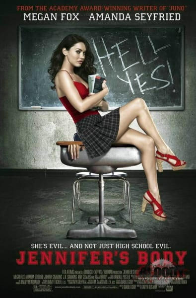 New Jennifer's Body Poster
