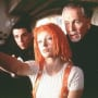 Leeloo and Father Vito Cornelius