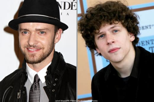 Timberlake and Eisenberg